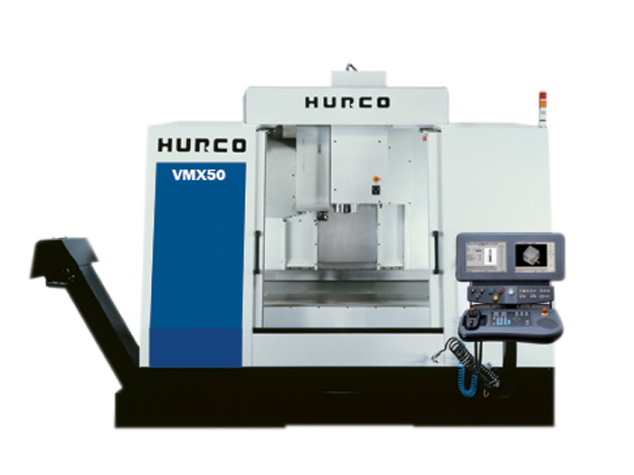 HURCO VMX50 CNC Maschinenpark bei der AVTEC GmbH & Co. KG